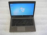 14' ноутбук HP ProBook 6460b i5 2.5GHz 4GB 320GB АКБ 3ч #350