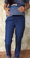 Летние брюки из тонкого джинса, фото 1
