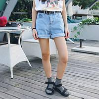 Шорты джинсовые W38