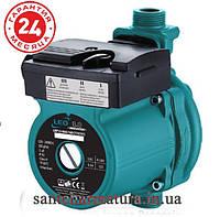 """Насос повышения давления 123Вт Hmax 9м Qmax 25л/мин ؾ"""" 160мм + гайки ؽ"""""""