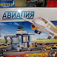 Детский конструктор Аэропорт мини М38-В0368