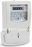 Электросчетчики ЦЭ 6807Б-UК 1,0 220В 5-60А М6 Ш6Д2 (2 элемента) однофазные однотарифные