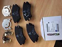 """Колодки тормозные передние комплект (для тормозных дисков d=321 mm c 17"""" тормозной системой POC J61 ) GM 1605317 1605232 1605434 1605265 1605186"""