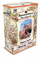 Черный среднелистовой терпкий чай PEKOE - Bonaventure 100 г.