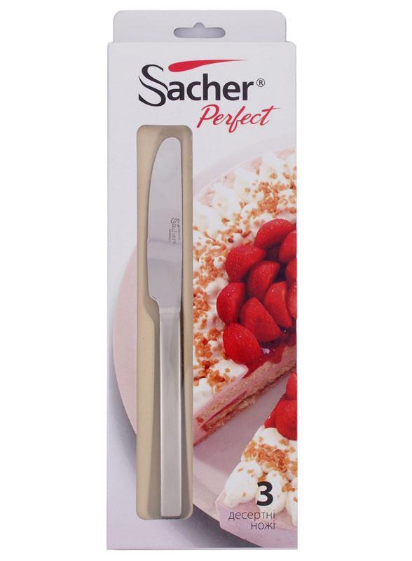 Набор десертных ножей SACHER SPSP4-DK3 (3шт), фото 1