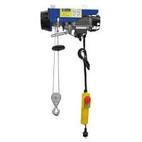 Миниталь электрическая тросовая GART Lifting 150/300