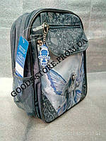 """Ортопедический рюкзак на 1-4 класс """"Отличник"""" ТМ Bagland, для девочки"""