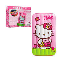 "Детский матрас-кровать ""Hello Kitty' Intex 48775"
