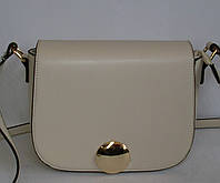 Стильная женская сумка SEANCONNERY бежевого цвета