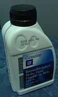 Жидкость тормозная (тормозная жидкость) DOT4+ ёмкость 0,5 литра GM 1942058 1942421 1942426 1942407 1942416 93160363 93160371 90187662 93165409 9121960
