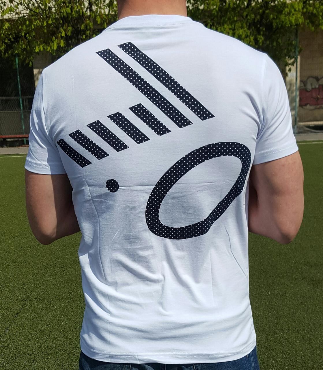 c67f20b7f54ac Мужская футболка Armani 7.0 белая реплика, цена 350 грн., купить в ...
