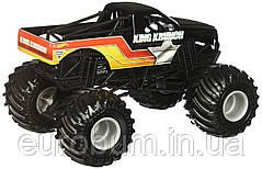 Hot Wheels Monster Jam 1:24 King Krunch Металевий позашляховик (США), фото 2