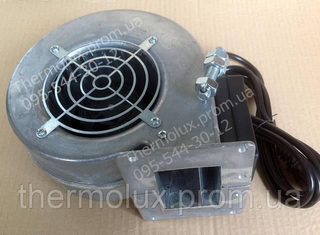 Вентилятор для наддува воздуха в твердотопливный котел