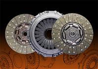 Работа, устройство, неисправности и ремонт сцепления атомобиля КамАЗ