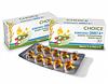 """Витамины для сердца и сосудов """"Комплекс Омега+"""" от комп Чойс предотвращает образование тромбов, чистит сосуды"""