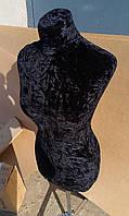 Женский манекен на треноге демонстрационный