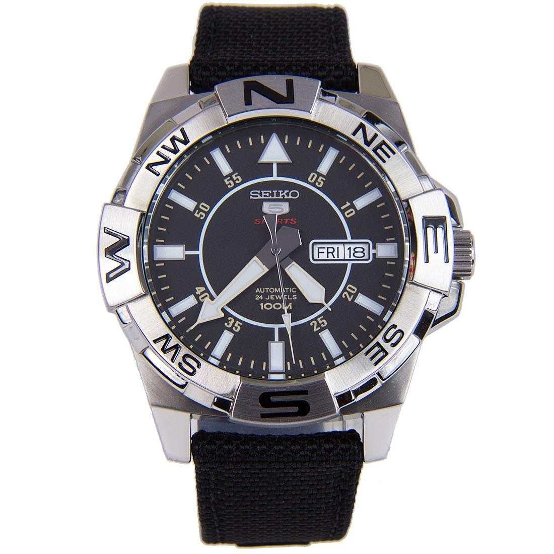 Часы Seiko 5 Sports SRPA69K1 Automatic 4R36