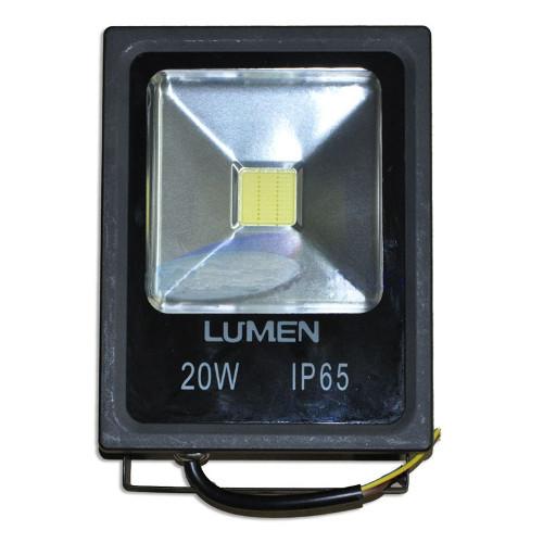 Прожектор светодиодный Lumen LED 20W slim
