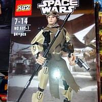 Детский конструктор звездные войны 605-1