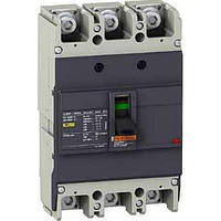 Автоматический выключатель EasyPact EZC250N 3P3T 25кА 125А Schneider