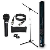 Набор: микрофон, стойка, кабель LD Systems MIC SET1
