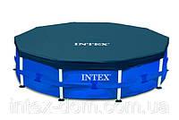 Тент для каркасных бассейнов 305 см. 58406\28030 Intex