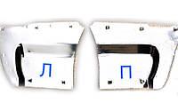 Комплект щитков подножки  Камаз /правый 5320-8405112+левый 5320-8405111