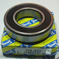 Подшипник для вала привода граблей пресс подборщика Claas - 80x40x18мм. SNR