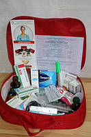 Аптечка медицинская для офиса согласно ТУ м/ф , тип С , 5 -10 чел, Украина, фото 1