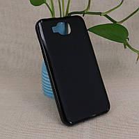 Чехол Doogee X9 Mini бампер черный
