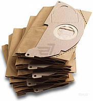 Мешок бумажный Karcher MV 2  5 шт. 6.904-322