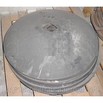 Диск (сферичний) ДМТ ВА 01.409 борованої