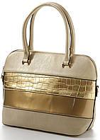 Женская кожаная сумка AleXia пр-во Польша, фото 1