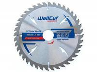 Пильный диск по дереву WellCut Standard