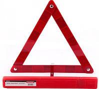 Знак аварийный Carlife WT101С 420мм Х 40мм (пластик упаковка)
