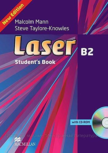 Laser b2 student's book [pdf] все для студента.
