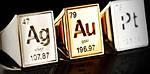 Что дороже - серебро или золото