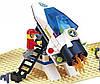 Конструктор типа Лего Brick  Космическая станция 513