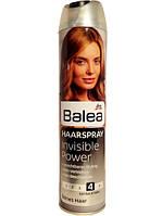"""Лак для волос Balea 4 """"Незаметная Фиксация"""" 300 мл."""