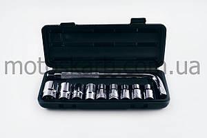 """Набор инструментов 10 предметов (mod.3002 D-Tools)   """"LAVITA"""""""