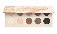 Тени для век Zoeva (Натуральная)NATURALLY YOURS Eyeshadow Palette