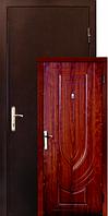 Двери ZIMEN Щит Z-06  1 контурная Золотой дуб Металл