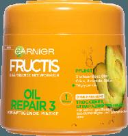 Fructis Kur Oil Repair Maske - Укрепляющая Маска Тройное Восстановление, 300 мл