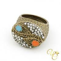Кольцо женское «Доброжелательное XV»