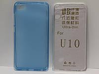 Чехол для смартфона Meizu U10 Прозрачный тонкий