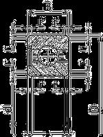 Подшипник качения радиальный шариковый однорядный60018 (608 Z) Подшипник (ROLTON)