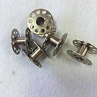 Шпулька для швейных машин металлическая, фото 1