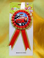 """Медаль сувенирная """" Тачки """". Медали для детских праздников"""