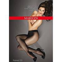 Marilyn Naked 20den Колготки прозрачные, фото 1