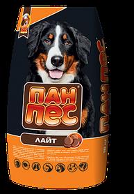 Сухой корм Пан Пес Лайт для собак, 10кг